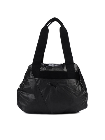 Puma Women Fitness Black Handbag