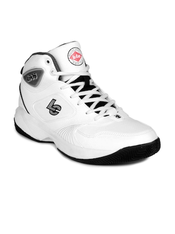 Lee Cooper Men White Sports Shoes