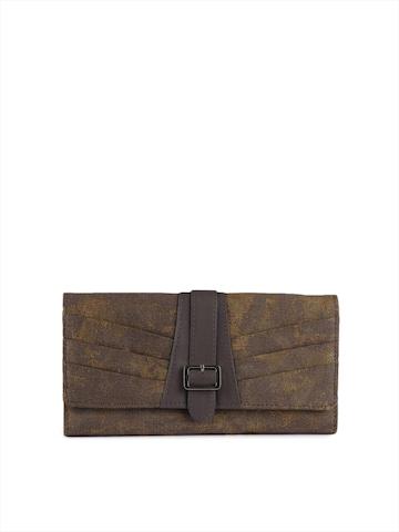 Baggit Women Brown Bonkers Dhamal Wallet