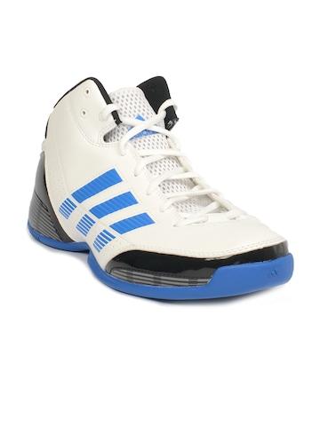 Adidas Men 3 Series Light White Sports Shoes