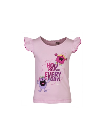 Little Miss Girls Chatterbox Pink Top