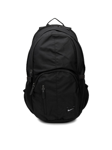 Nike Unisex Hayward Black Backpack