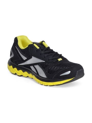 Reebok Men Black Fuel Extreme Sports Shoes