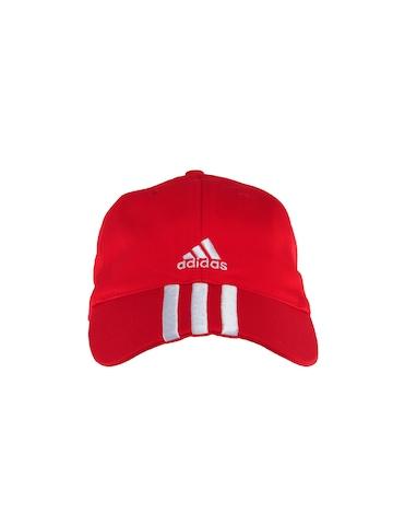 Adidas Unisex Red Cap