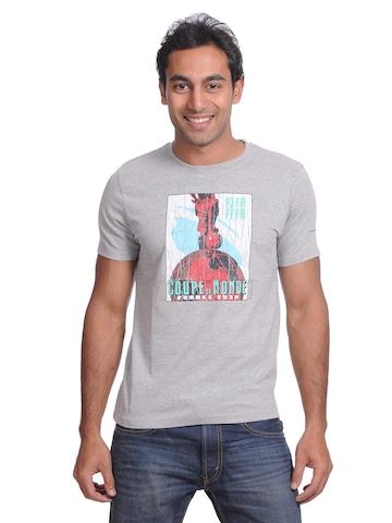 FIFA Mens France 1938 Grey T-shirt
