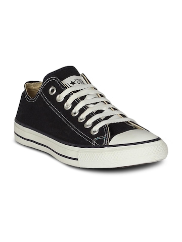 Converse Men's As Canvas Ox Navy Blue Shoe