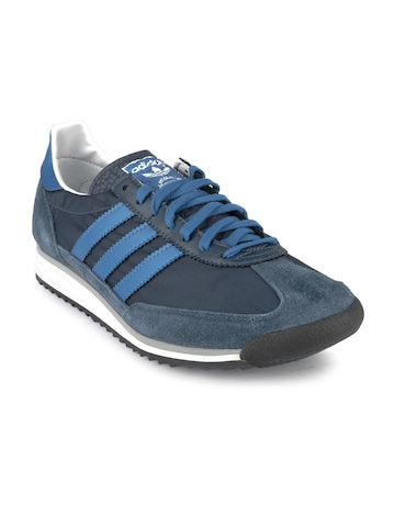 Adidas Originals Men SL 72 Navy Blue Casual Shoes