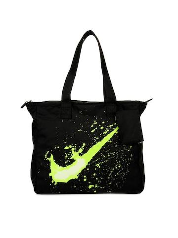Nike Unisex  Black Track Tote Bag