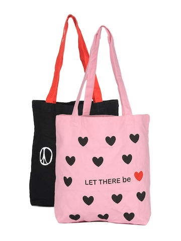Be For Bag Women Combo pack Tote Bags