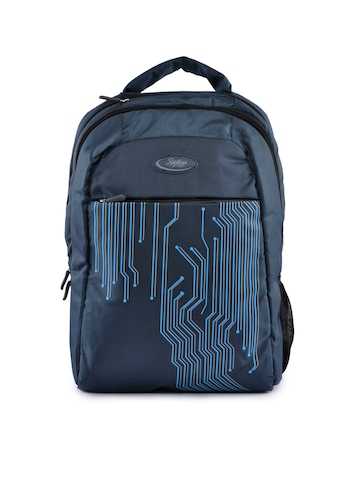 Skybags Unisex Blue Backpack