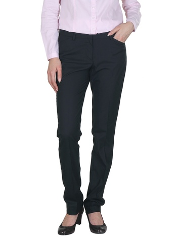 Arrow Woman Black Trousers