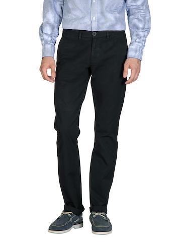 Allen Solly Men Black Trousers