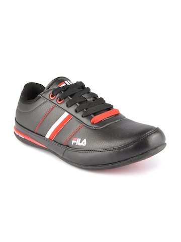 Fila Men Black Stradd Shoes