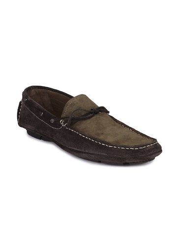 United Colors of Benetton Men Brown Shoes