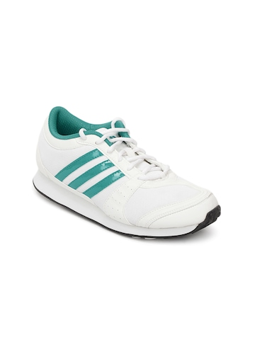 Adidas Women White Bolt Sports Shoes