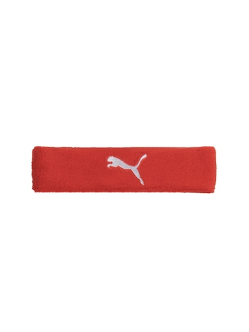 Puma Unisex Cat Red Headband