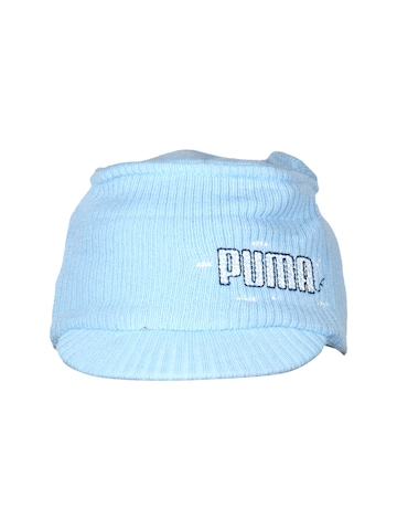 Puma Women Minicats Knit Blue Cap