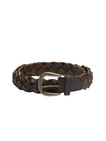 Parx Men Brown Belt
