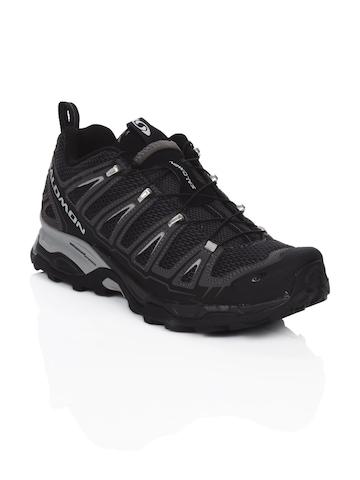 Salomon Men X Ultra Black Sports Shoes