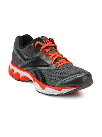Reebok Men Charcoal Premier Aztrec Sports Shoes
