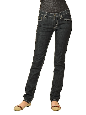 Lee Women Black Eva Fit Jeans