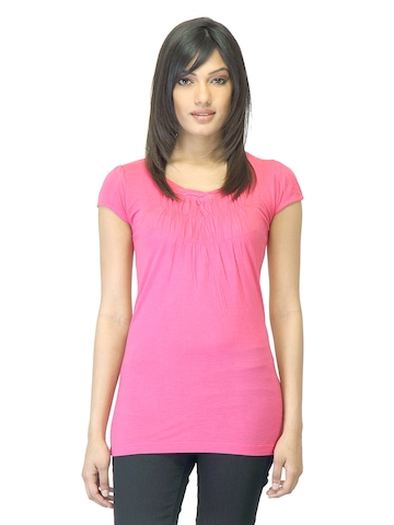 Jealous 21 Women Pink Top