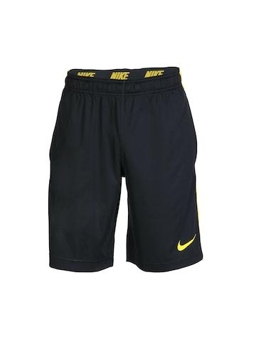 Nike Men Varsity Black Shorts