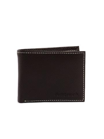 Fastrack Men Leather Brown Wallet