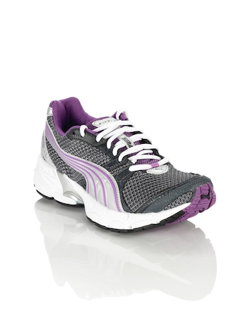 Puma Women Ikonis Grey Sports Shoes