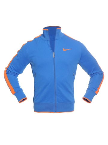 Nike Men Windrunner Blue Jacket