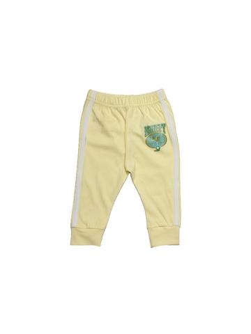 Madagascar3 Infant Boys Lemon Yellow Leggings