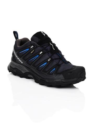 Salomon Men X Ultra GTX Black Sports Shoes