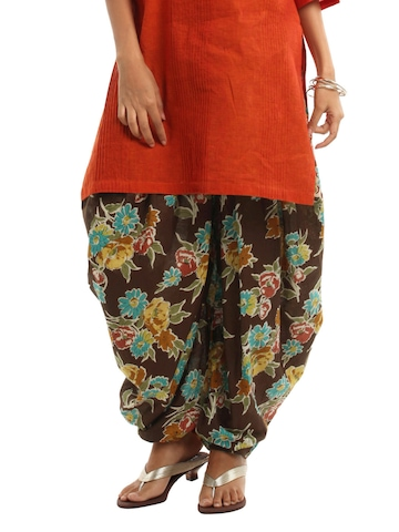 Shree Women Brown Jodhpuri Salwar