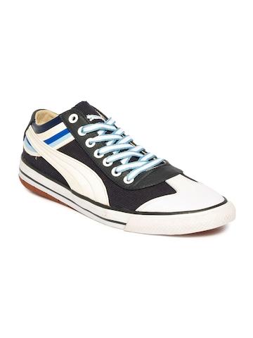 Puma Men 917 SL Graphic Navy Blue Casual Shoes