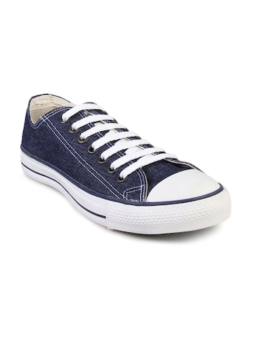 Converse Men's All Star Canvas Ox Navy Blue Shoe