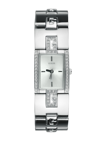 Guess Women Hopscotch Steel Watch
