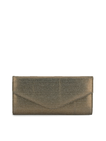 Pitaraa Women Bronze Clutch