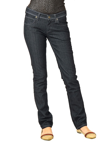 Lee Women Rinsed Blue Roxy Fit Jeans