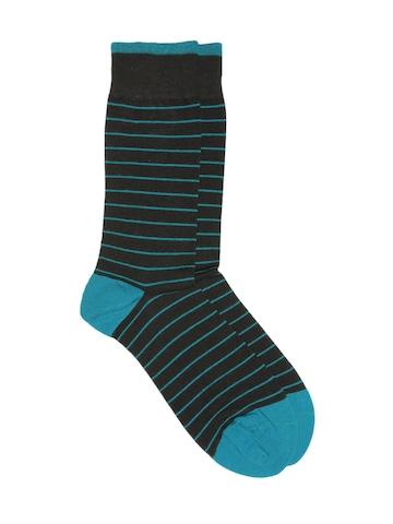 Parx Men Black Socks
