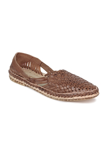 Estd. 1977 Men Brown Sandals