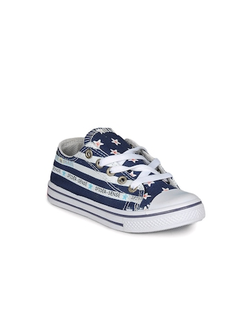 Marvel Navy Blue Boys Casual Shoes