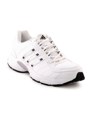 Adidas Men Sports White Sports Shoes