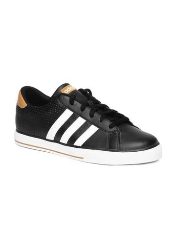 Adidas Men Black Casual Shoes