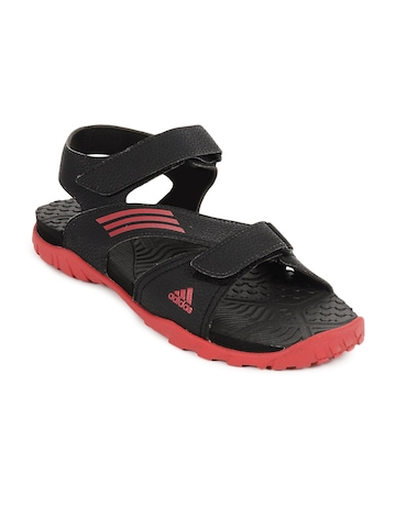 Adidas Men Black Echo Sandals