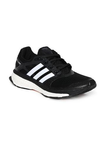 Adidas Men Black Energy Boost 2 ESM Running Shoes