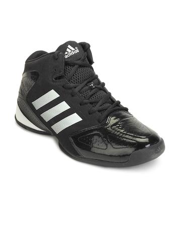 Adidas Men Black Sports Shoes