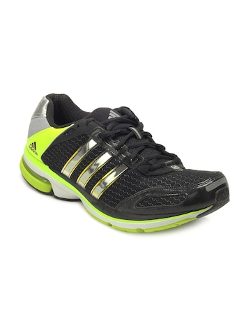 Adidas Men Black Sports Shoes
