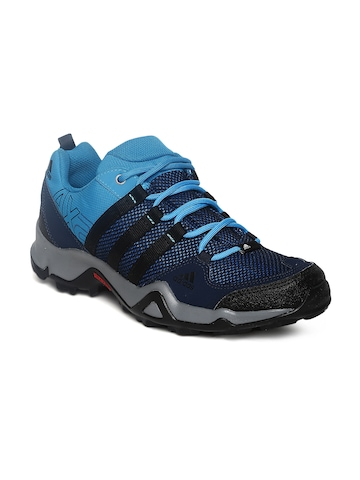 Buy Adidas Men Blue Ax2 Sports Shoes 634 Footwear For