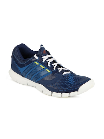 Adidas Men Blue Adipure Trainer 360 Sports Shoes