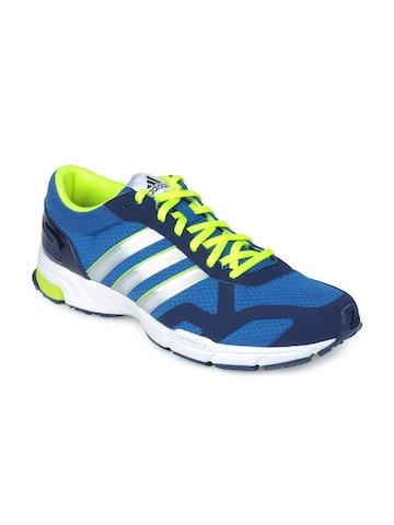 Adidas Men Blue Marathon 10 Ng M Sports Shoes
